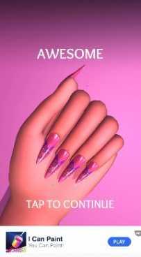 Acrylic Nails! взлом (Мод все открыто/без рекламы)