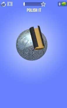 Foil Turning 3D взломанный (Мод много денег)