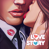 Love Story: Захватывающие любовные истории взломанный (Мод много кристаллов)