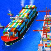 Взломанный Sea Port: Стратегия (Мод много денег)