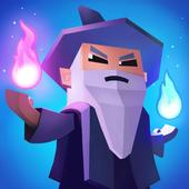 Magica.io взломанный (Мод много алмазов и денег)