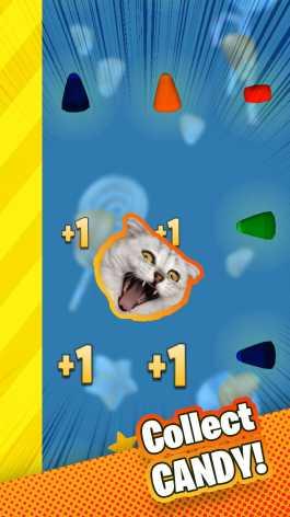 Взлом Candy Cat (Mod: много денег)