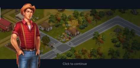 Взломанный Golden Valley: City Build Sim (Мод много денег)