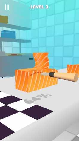 Sushi Roll 3D взломанный (Мод без рекламы/все открыто)