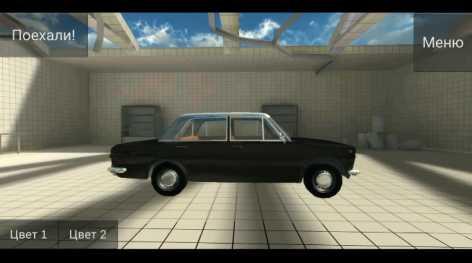 Simple Car Crash Physics Simulator Demo взломанный (Мод все открыто)