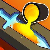 Взлом Blade Forge 3D (Mod: много денег)