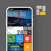 Square Home - Launcher: Windows style (Мод pro/полная версия)