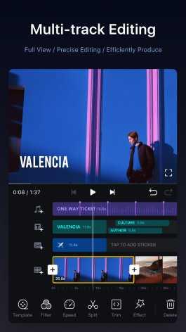 VN - Видео редактор (Мод pro/полная вер¬сия)
