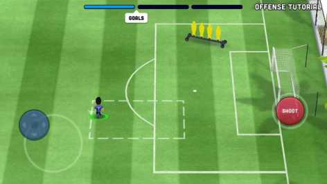 Mini Football взлом (Mod: много денег)
