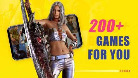 Gloud Games -Free to Play 200+ взлом (Мод Premium/все открыто)