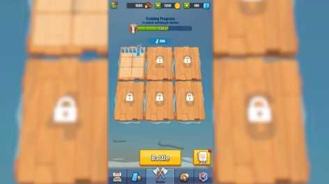 Взломанный Island War (Mod: много денег)