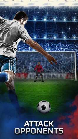 Football Rivals взлом (Мод много денег)