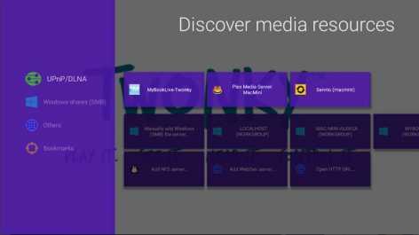 Vimu Media Player для ТВ (Мод разблокировано / полная версия)
