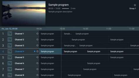 Взлом TiviMate IPTV Плеер (Мод Premium)
