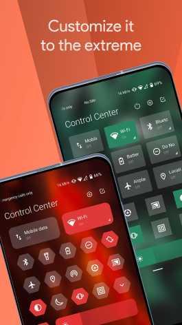 Mi Control Center взлом (Мод pro)