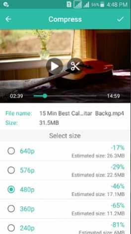 Video Compressor - Video to MP3 Converter (Мод pro/все открыто)