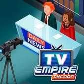 TV Empire Tycoon взломанный (Мод много алмазов)