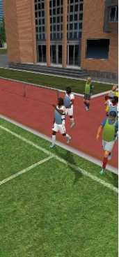 Soccer Super Star взлом (Mod: много денег)