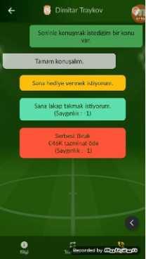 футбольный агент (Football Agent) взлом (Мод много денег)