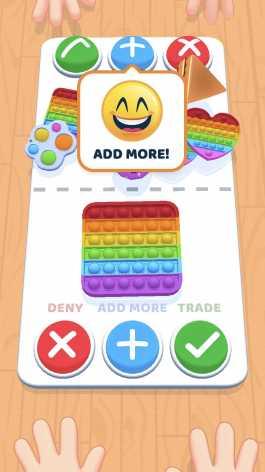 Взломанный Fidget Toys Trading Pop It: Поп Ит Антистресс (Мод много денег)